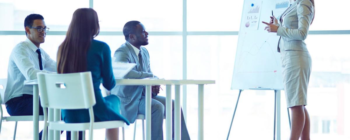 Woman-In-Meeting